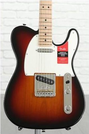 Fender American Professional Telecaster - 3-Color Sunburst w/ Maple Fingerboard