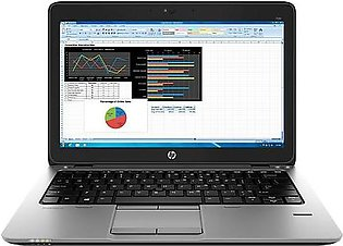 "HP EliteBook 720 G2 - 12.5"" - Core i5 5200U - 4 GB RAM - 500 GB SSD (USED)"