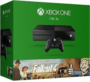Xbox One 1TB Console Fallout 4 Bundle