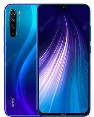 Xiaomi Redmi Note 8 (4G, 4GB RAM, 64GB ROM, Blue) With 1 Year Official Warranty