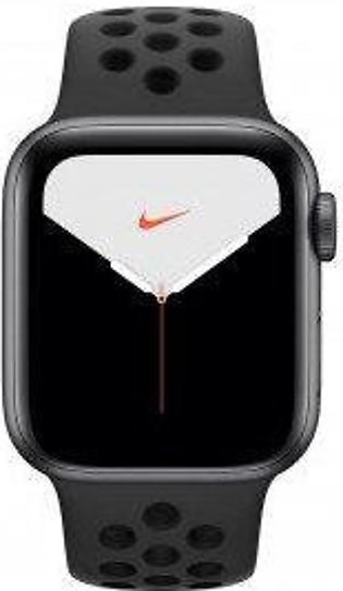 Apple Watch Nike + Series 5 GPS 40mm Space Gray Aluminum Case with Anthracite...