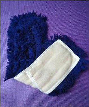"""Pack of 2 - Dust Mop - 24"""" - Blue Refill"""
