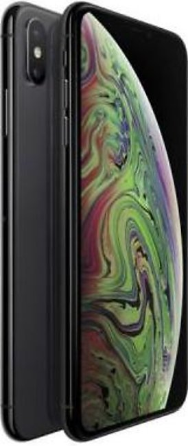 Apple iPhone XS Max (4G, 256GB, Grey) - Non PTA