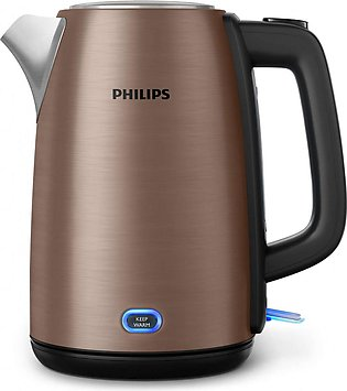 Philips HD9355/92 Viva Collection Kettle 1.7 L - Copper