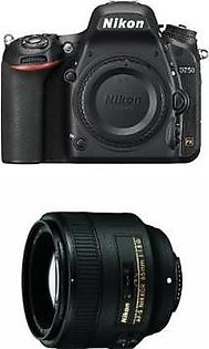 Nikon D750 Kit With AF-S Nikkor 85mm f/1.8G Kit