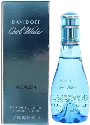 Davidoff Cool Water For Her 100ml