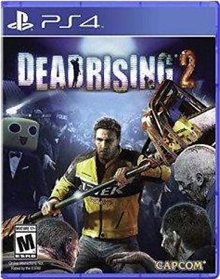 Dead Rising 2 l Playstation 4 Game