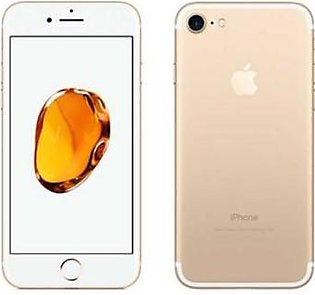 Apple iPhone 7 (4G, 128GB, Gold) American Used Stock - PTA Approved