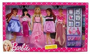 Mattel Barbie Glam Fashion Collection Doll