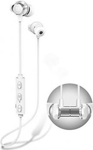 Remax RB-S7 Bluetooth Sporty Earphones White