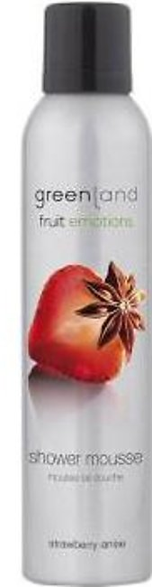Fruit Emotions Shower Mousse Strawberry-Anise 200ML