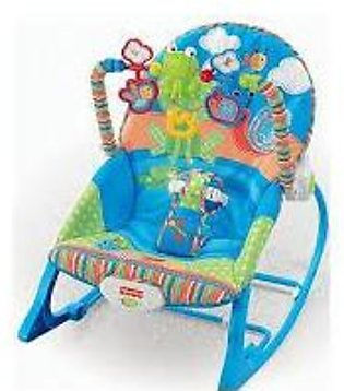 Fisher Price Infant to Toddler Rocker - Blue
