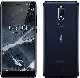Nokia 5.1 Plus Dual Sim(4G, 3GB - 32GB, Night black)