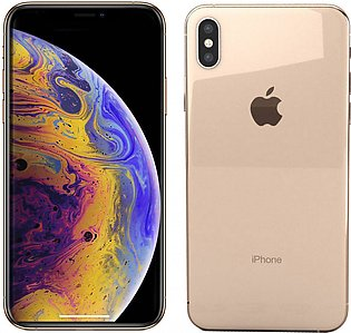 Apple iPhone XS Max (4G, 512GB, Gold)