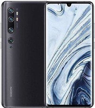 Xiaomi Mi Note 10 Dual Sim (4G, 6GB, 128GB, Midnight Black) - Non PTA