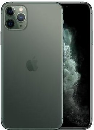 Apple iPhone 11 Pro (4G, 256GB ,Green) With Official Warranty