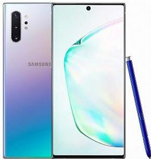 Samsung Galaxy Note 10 Plus Single Sim (5G, 12GB RAM, 256 ROM,Aura Glow) - Non PTA