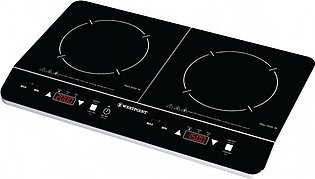 Westpoint WF-146 Deluxe Double Induction Cooker