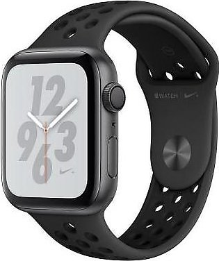 Apple Watch Series 4 MU6L2 44mm Nike+ Space Gray Aluminum Case With Anthracit...