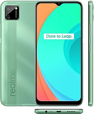 Realme C11 (4G 2GB 32GB Mint Green) With Official Warranty