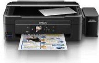 Epson L485 Wi-Fi All-in-One Ink Tank Printer (1 Year Official Warranty)