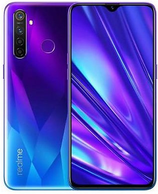 Realme 5 Pro (4G, 4GB RAM, 128GB ROM,Blue) With 1 Year Official Warranty