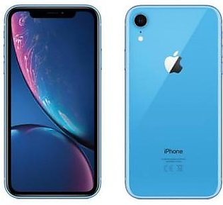 Apple iPhone XR (4G, 128GB, Blue) With Official Warranty