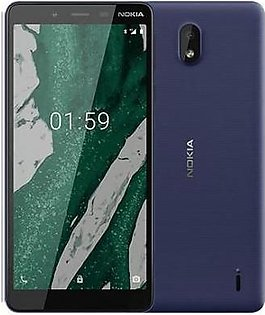 Nokia 1 Plus Dual Sim (4G, 1GB RAM, 8GB ROM, Blue) With 1 Year Official Warranty