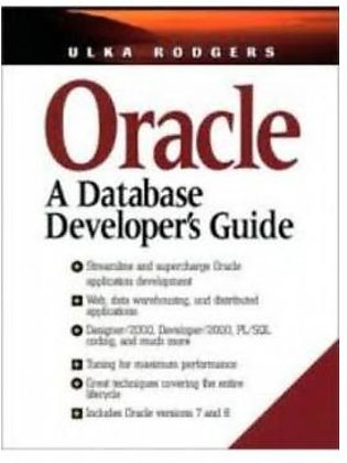 Oracle A Database Developer's Guide(Pb)