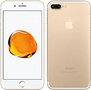 Apple iPhone 7 Plus (128GB, Gold) With Official Warranty