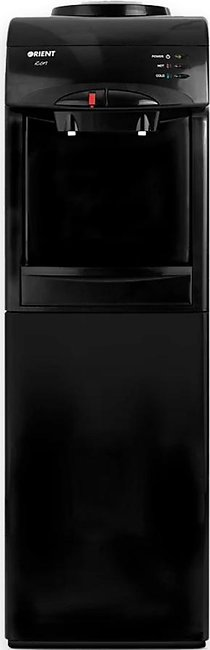 Orient OWD-529 Water Dispenser Two tap with child safety lock and fridge