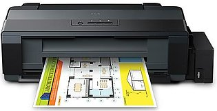 Epson L1300 STD 5760 x 1440 dpi resolution, 30ppm (M), 17ppm (1 Year Official W…