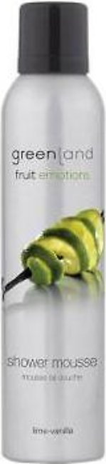 Fruit Emotions Shower Mousse Lime-Vanilla - 200ml