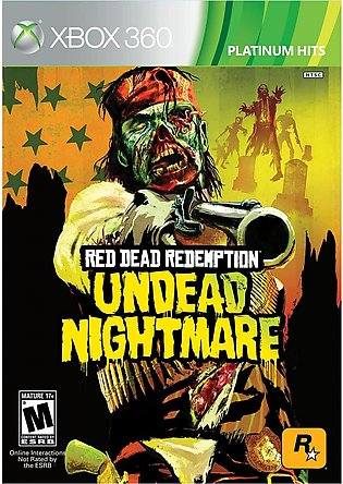 Red Dead Redemption: Undead Nightmare | Xbox 360 Game