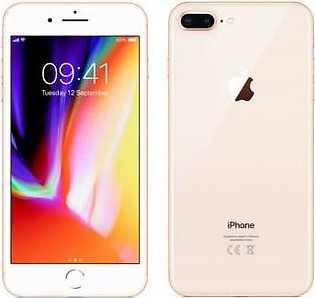 Apple iPhone 8 Plus (4G, 64GB, Gold) American Used Stock - PTA Approved