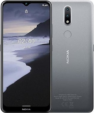 Nokia 2.4 (4G 3GB 64GB Fjord) With Official Warranty