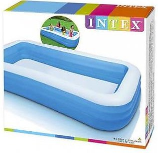 Intex Inflatable Family Pool (Rectangle)