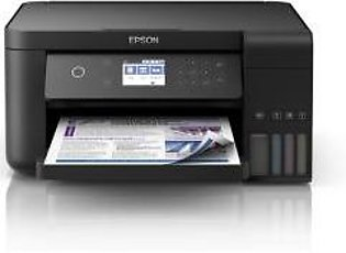 Epson L6160 Wi-Fi Duplex All-in-One Ink Tank Printer (1 Year Official Warranty)
