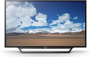 "Sony 32"" 32W600D-S HD READY SMART LED TV (1 Year Official Warranty)"