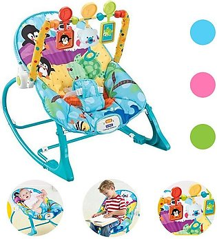 Fitch Baby: Infant to Toddler Bouncer Rocker - Assorted Colors