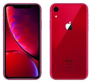 Apple iPhone XR (4G, 128GB, Red) - PTA Approved