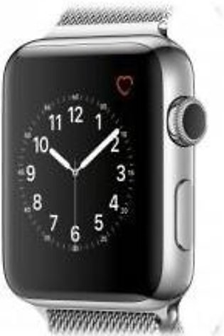 Apple Watch Series 3 38mm Smart Watch Silver