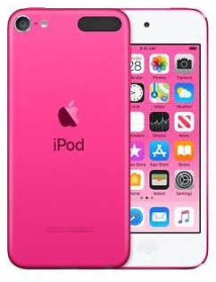Apple iPod 7th Gen Touch 32GB - Pink
