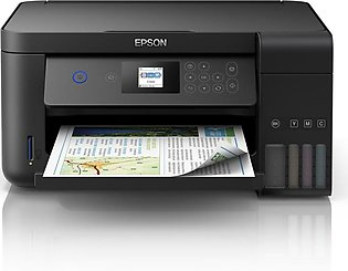Epson L4160 Wi-Fi Duplex All-in-One Ink Tank Printer (1 Year Official Warranty)