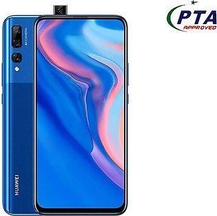 Huawei Y9 Prime (2019) (4G, 4GB RAM, 128GB ROM,Blue) with 1 Year Official Warra…