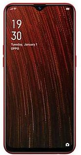 Oppo A5s (4G, 3GB RAM, 32GB ROM) Red With 1 Year Official Warranty