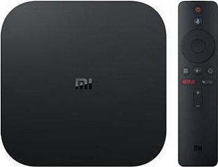 Xiaomi Mi Box S 4K HDR Android TV with Google Assistant Remote Streaming Medi...