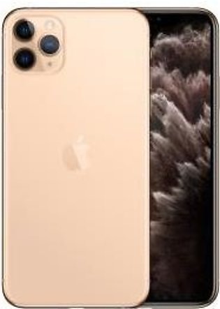 Apple iPhone 11 Pro (4G, 256GB ,Gold) - PTA Approved
