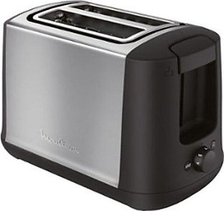 Moulinex LT340811 Subito Toaster 4 Two Slot Stainless