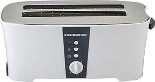 Black & Decker ET124 4 Slice Toaster